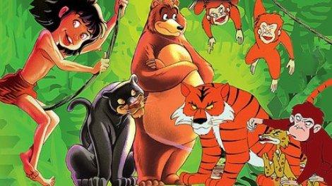 Le Livre De La Jungle Dessin Anime Complet En Francais Sur