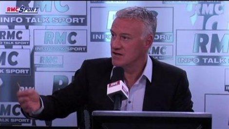 Document Rmc Sport Deschamps Valbuena Une Foutaise 16 04 Video