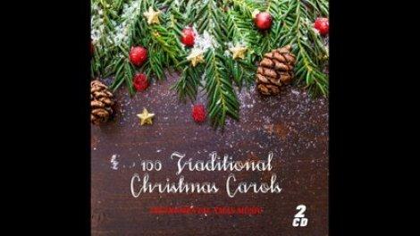 Traditional Christmas Music.Full Album 100 Traditional Christmas Carols Instrumental