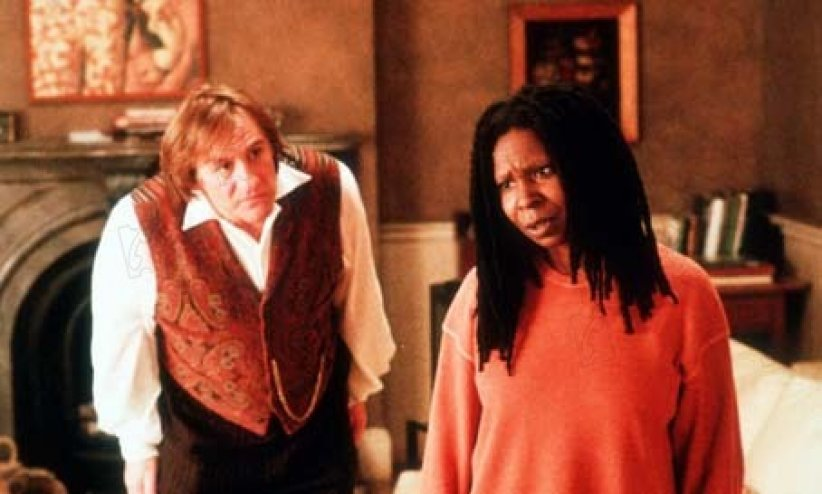Bogus : Photo Gérard Depardieu, Norman Jewison, Whoopi Goldberg