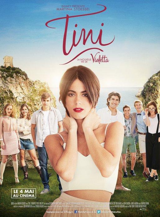 TINI - La nouvelle vie de Violetta : Affiche