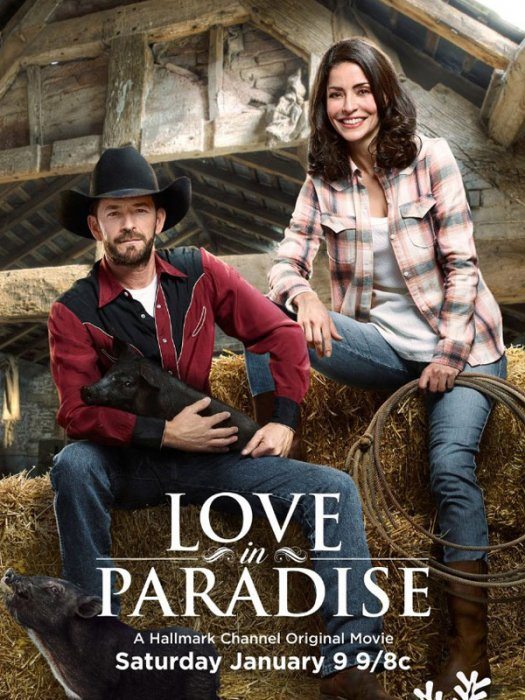 Paradise Ranch (TV) : Affiche