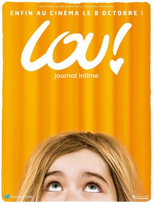 Lou ! Journal infime : Affiche