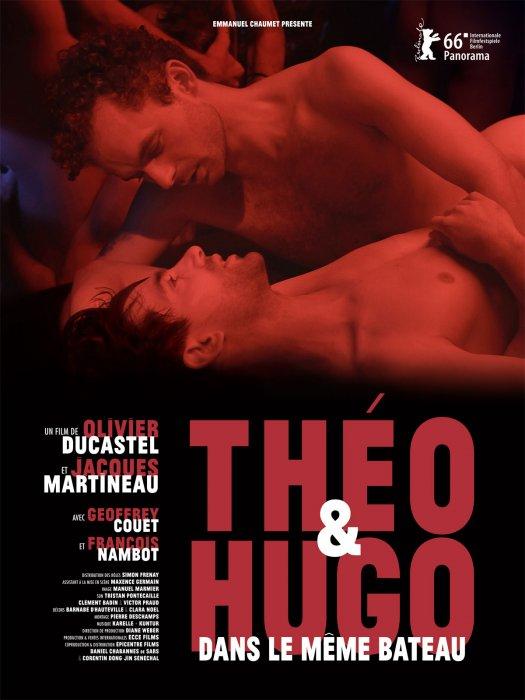 Théo & Hugo dans le même bateau : Affiche