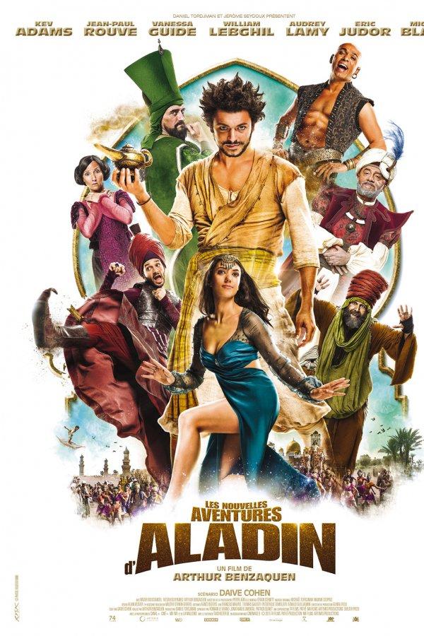 Les Nouvelles Aventures D Aladin Film 2015 Les Seances Le