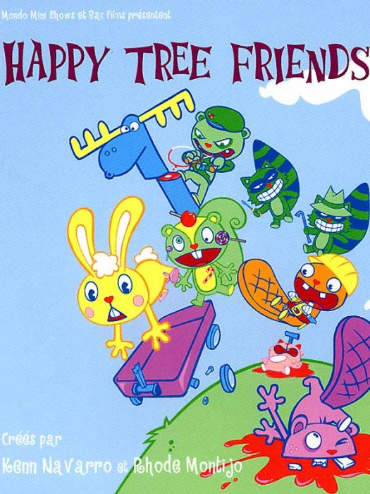 Happy Tree Friends : affiche