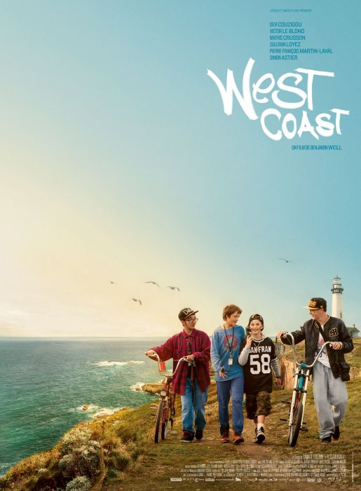 West Coast : Affiche