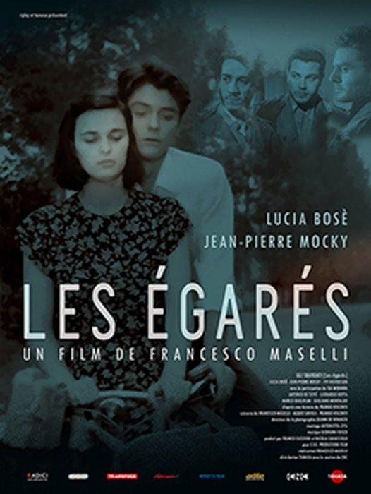 Les Egarés : Affiche