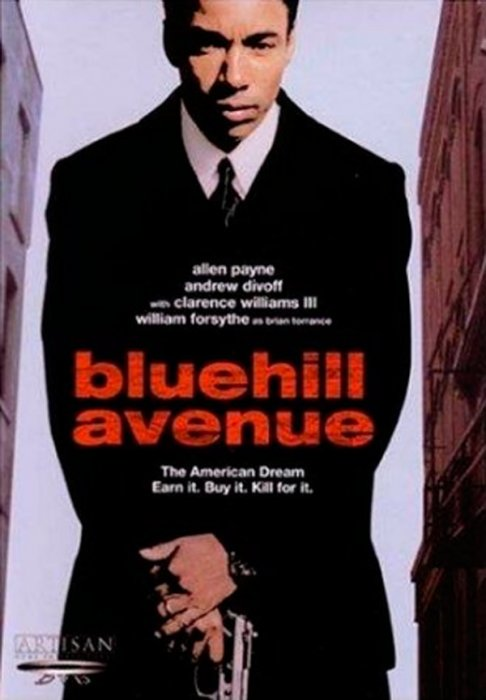 Blue Hill Avenue : Affiche