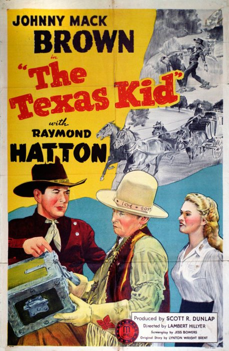 The Kid from Texas : Affiche