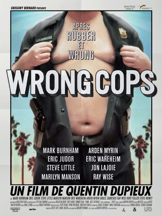 Wrong Cops : Affiche