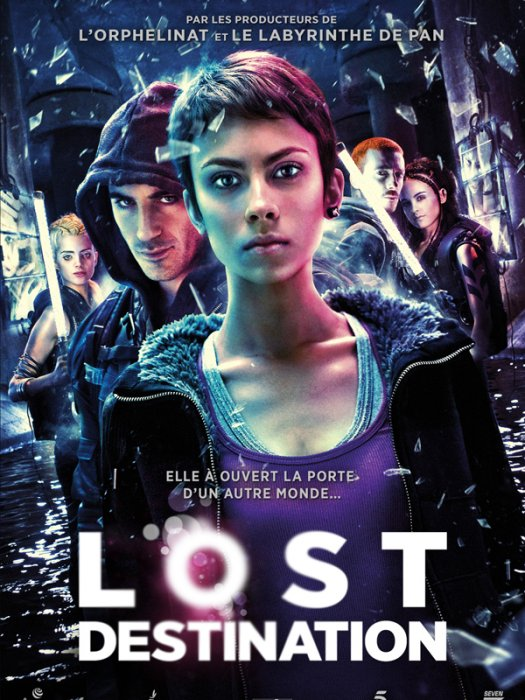 Lost Destination : affiche