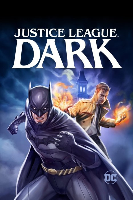 Justice League Dark : Affiche