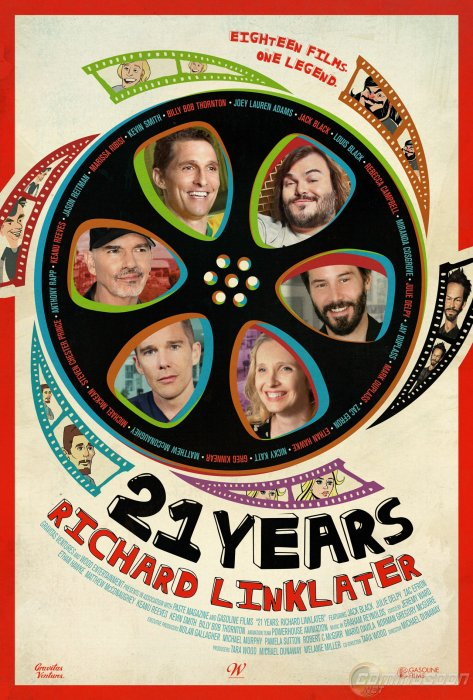 21 Years: Richard Linklater : Affiche