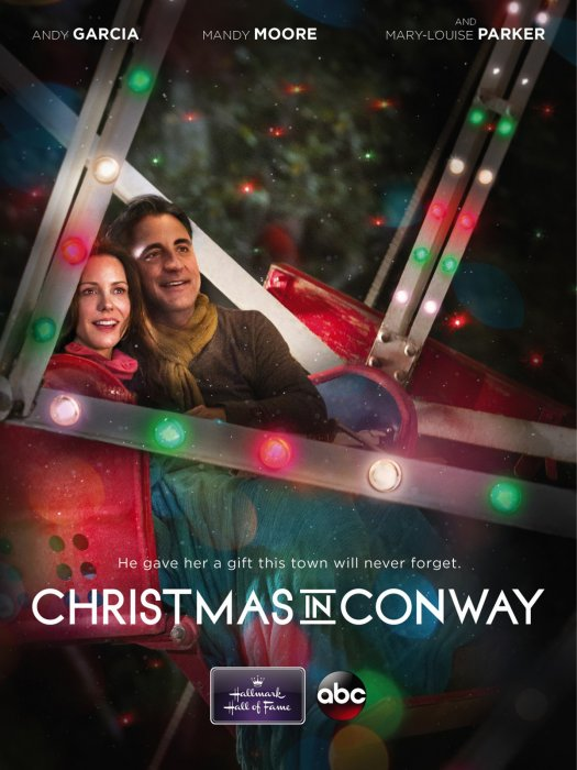 Christmas in Conway : Affiche