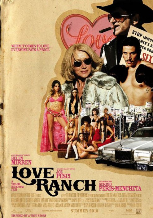 Love Ranch : Affiche