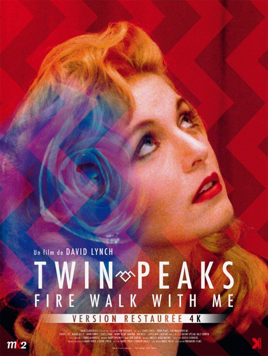 Twin Peaks - Fire Walk With Me : Affiche