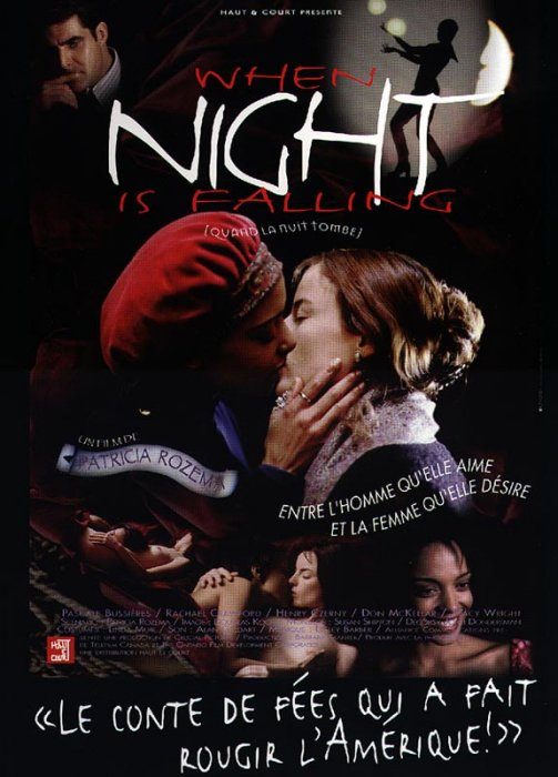 When night is falling : Affiche Pascale Bussières, Patricia Rozema, Rachael Crawford