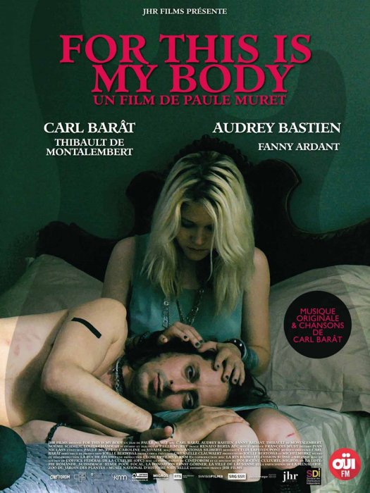 For This Is My Body : Affiche