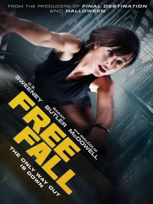 Free Fall : Affiche
