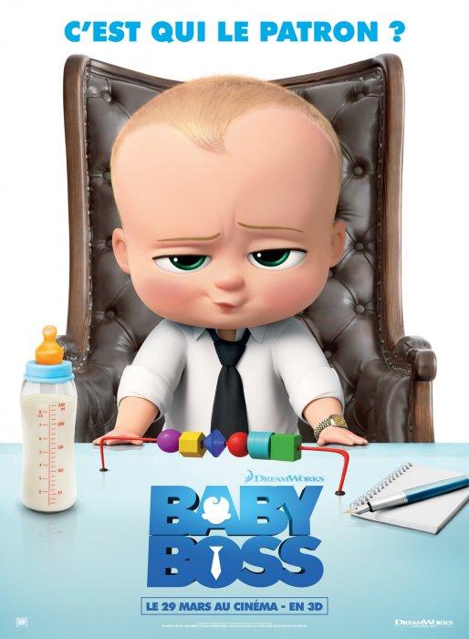 Baby Boss : Affiche