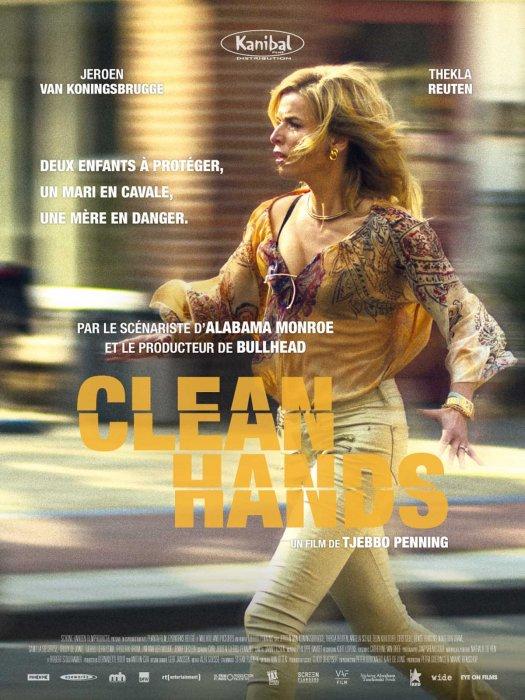 Clean Hands : Affiche