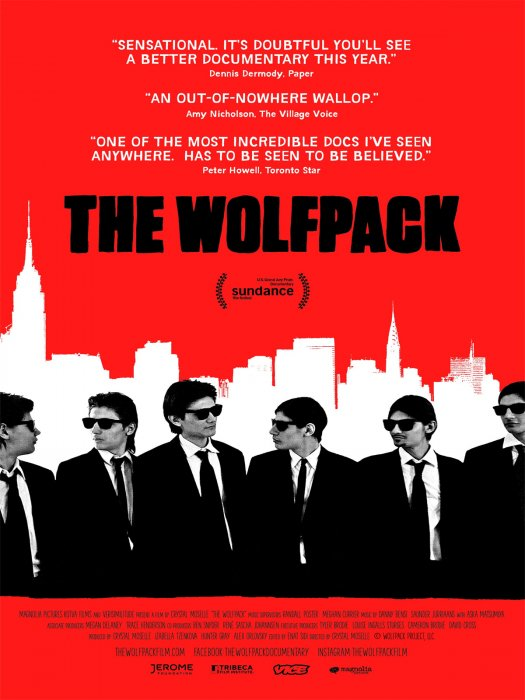 The Wolfpack : Affiche
