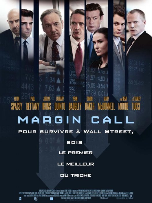 Margin Call : affiche