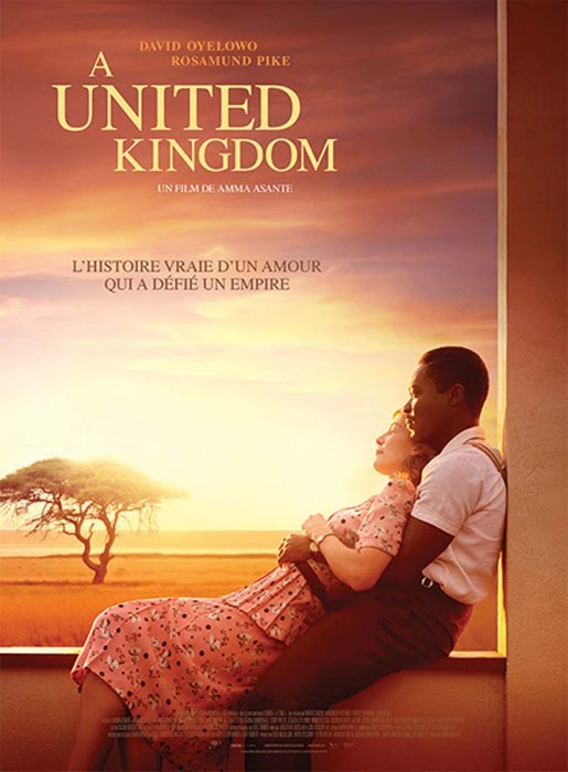 A United Kingdom : Affiche