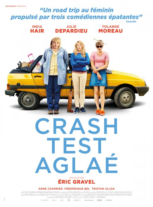 Crash Test Aglaé : Affiche