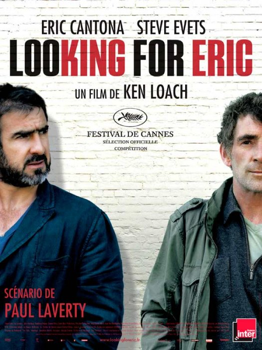 Looking for Eric : affiche Ken Loach