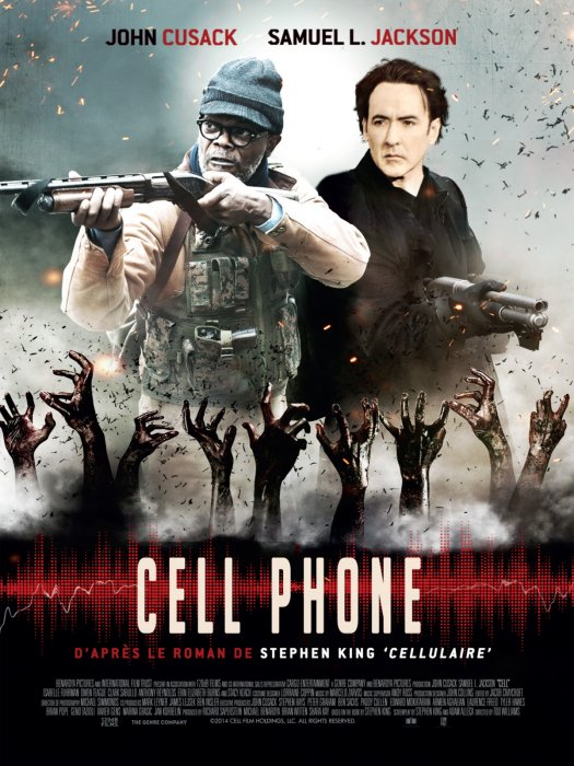Cell Phone : Affiche