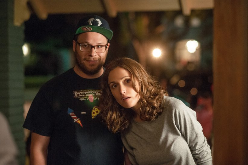 Nos pires voisins : Photo Rose Byrne, Seth Rogen