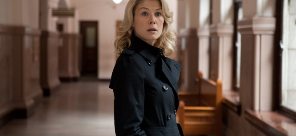 Rosamund Pike face à Christian Bale dans The Deep Blue Good-by