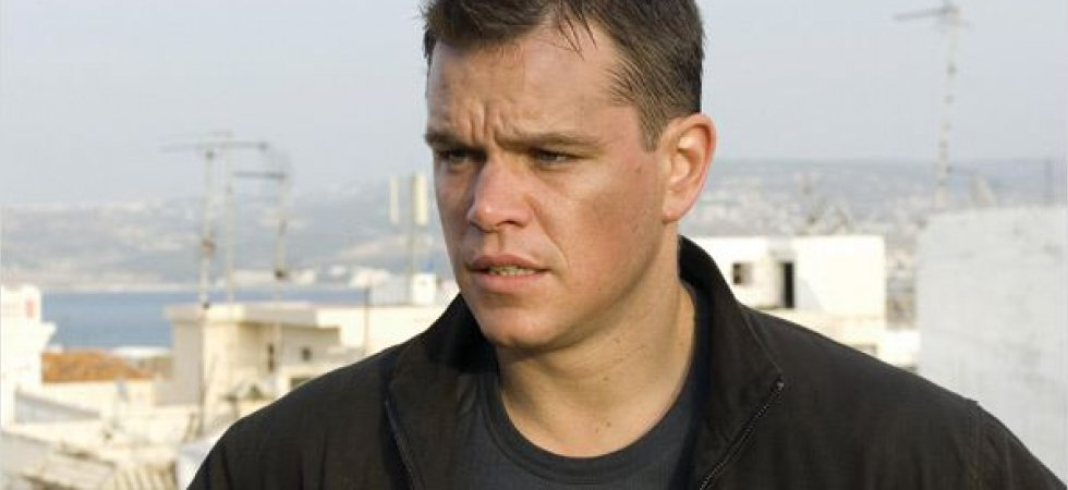 Matt Damon confirme son retour dans Jason Bourne en 2016