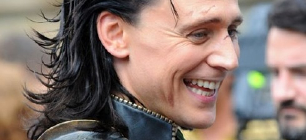 Tom Hiddleston, alias Loki, star de The Crow ?