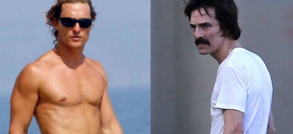 The Dallas Buyers Club : Le biopic porté par Matthew McConaughey favori du TIFF 2013
