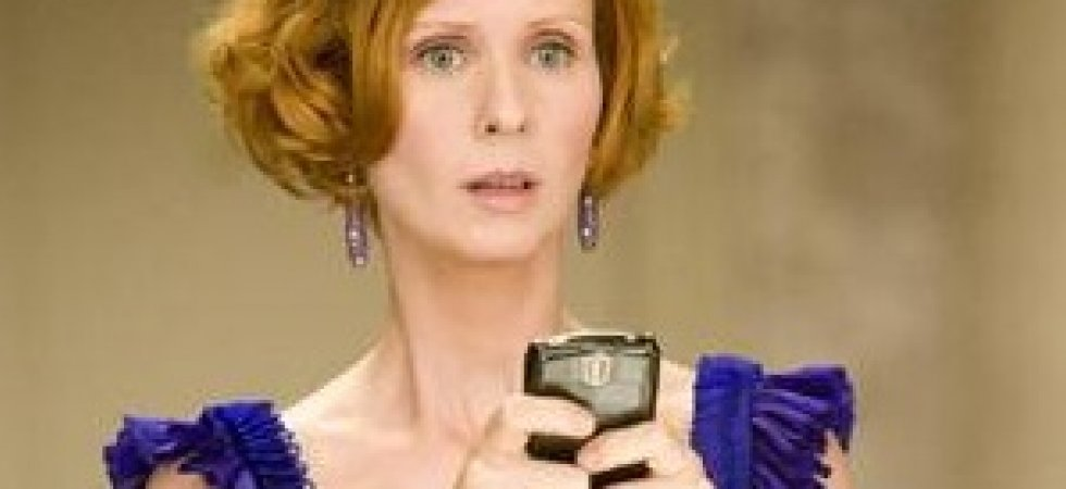 "Cynthia Nixon, ""affligée"" par une scène de Sex and the City, le film"
