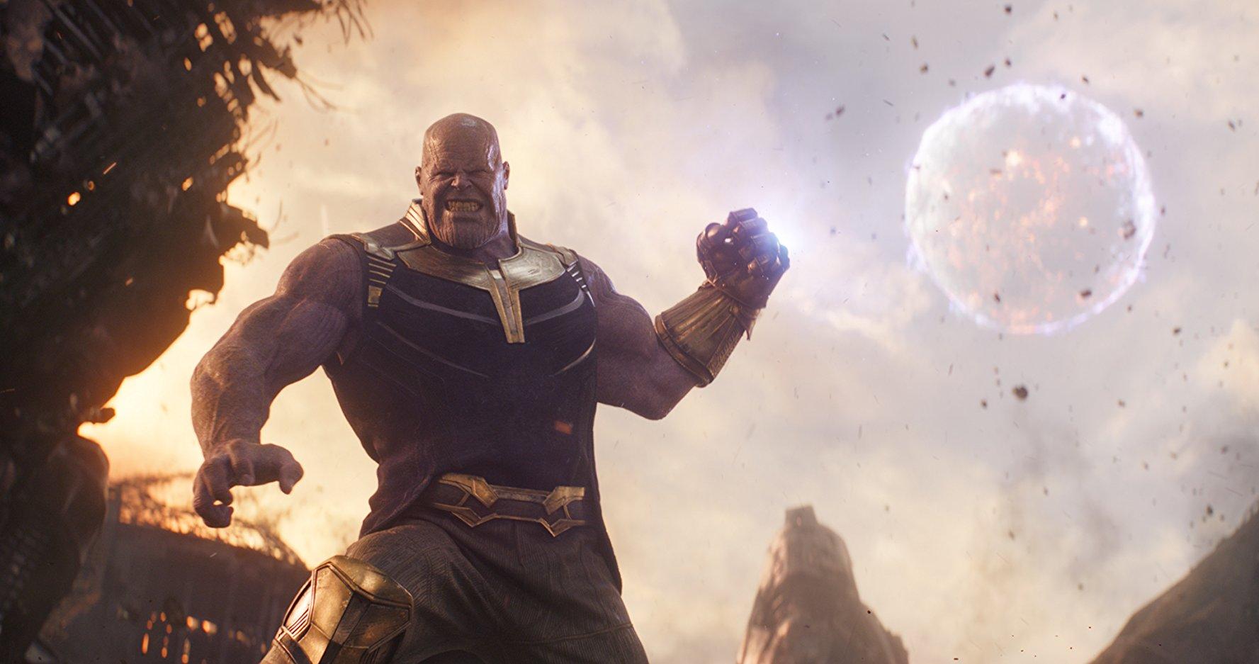 Démarrage bulldozer pour Avengers Infinity War — Sorties cinéma