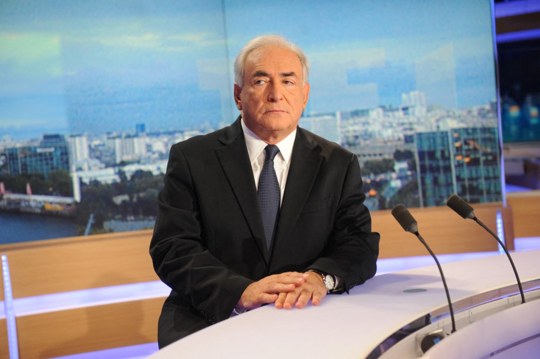 Un documentaire sur Dominique Strauss-Kahn en préparation — Netflix