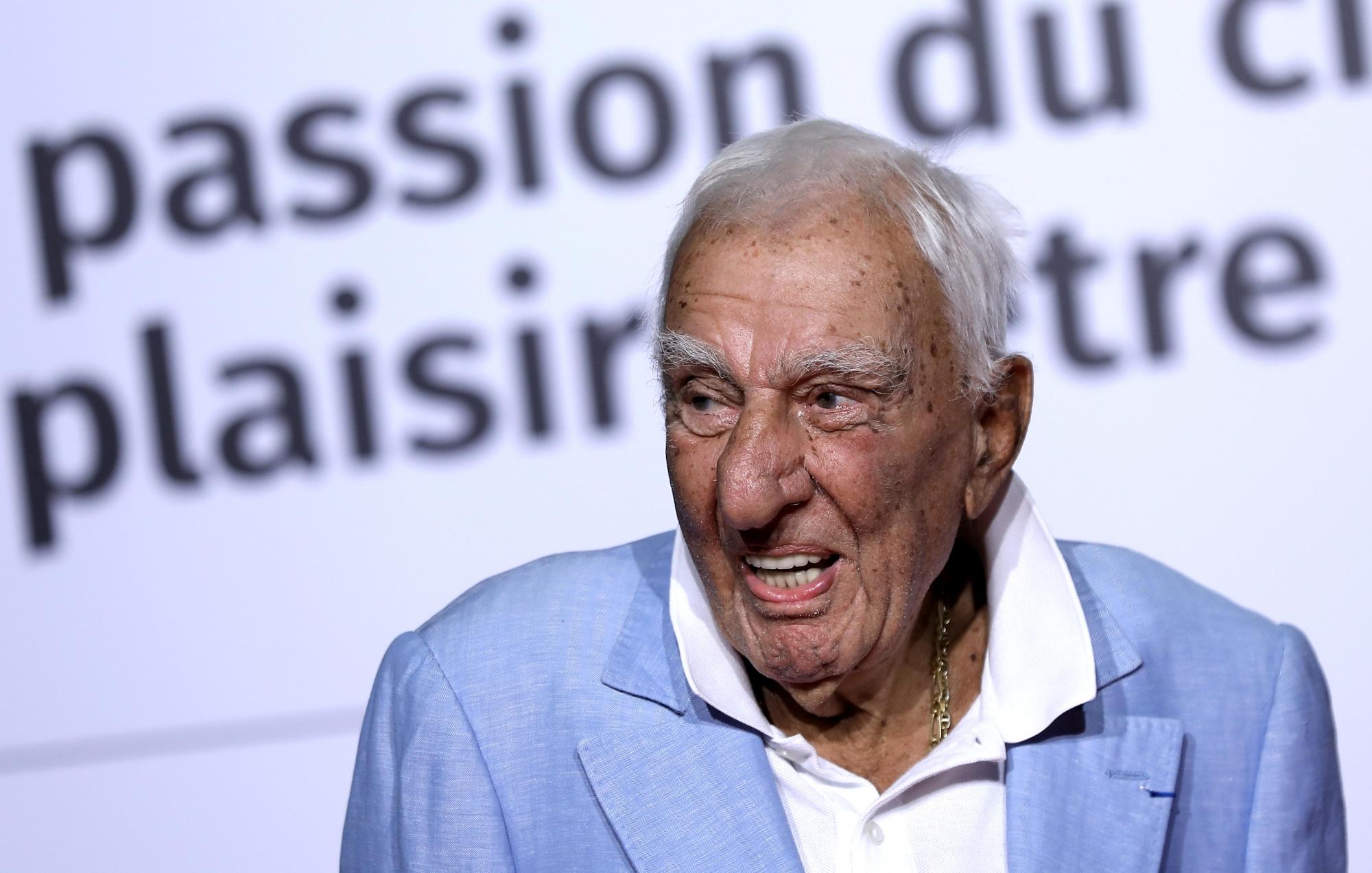 Mort de l'acteur Charles Gérard, éternel complice de Jean-Paul Belmondo