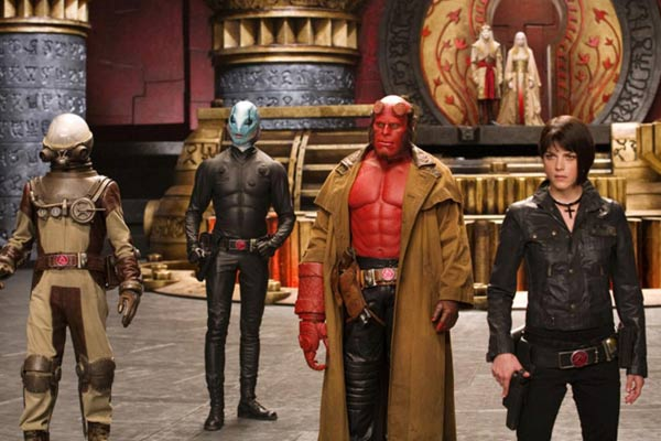 Hellboy : la méchante Blood Queen vient de Resident Evil !
