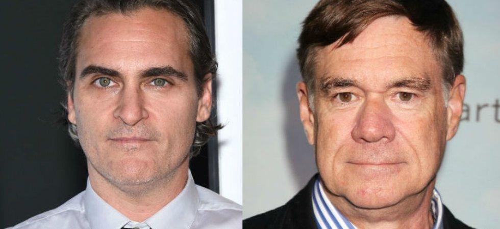Gus Van Sant et Joaquin Phoenix se retrouvent pour un biopic