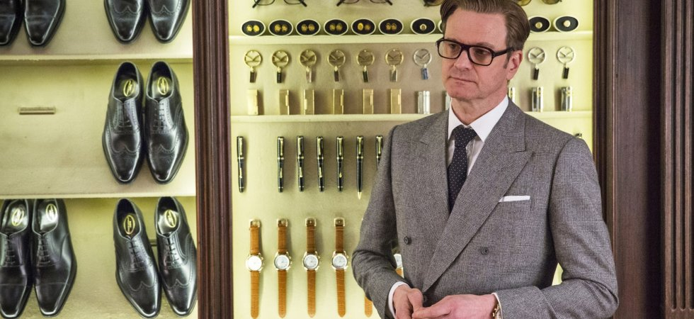 Kingsman 2 : Colin Firth évoque son retour