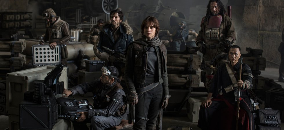 Rogue One : l'armée britannique en renfort sur le spin-off de Star Wars