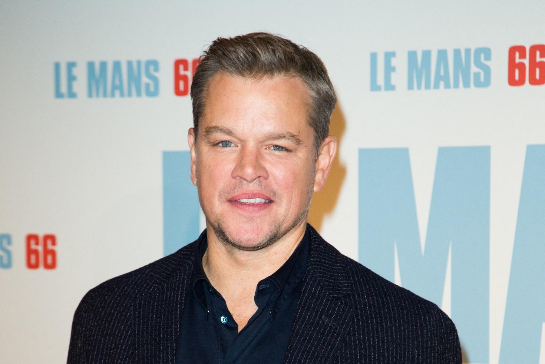 Matt Damon a perdu énormément d'argent en refusant le premier rôle d'Avatar