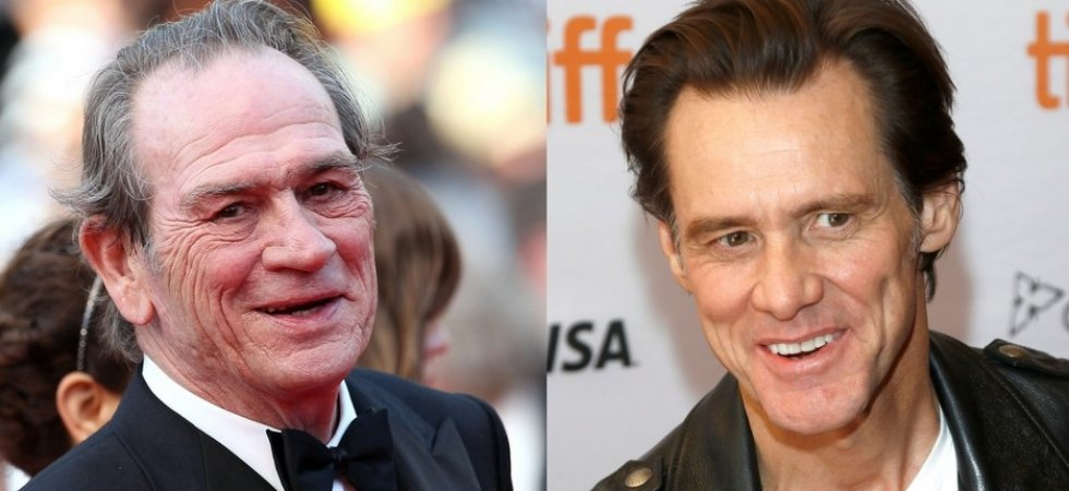 Batman Forever : Tommy Lee Jones a détesté travailler avec Jim Carrey