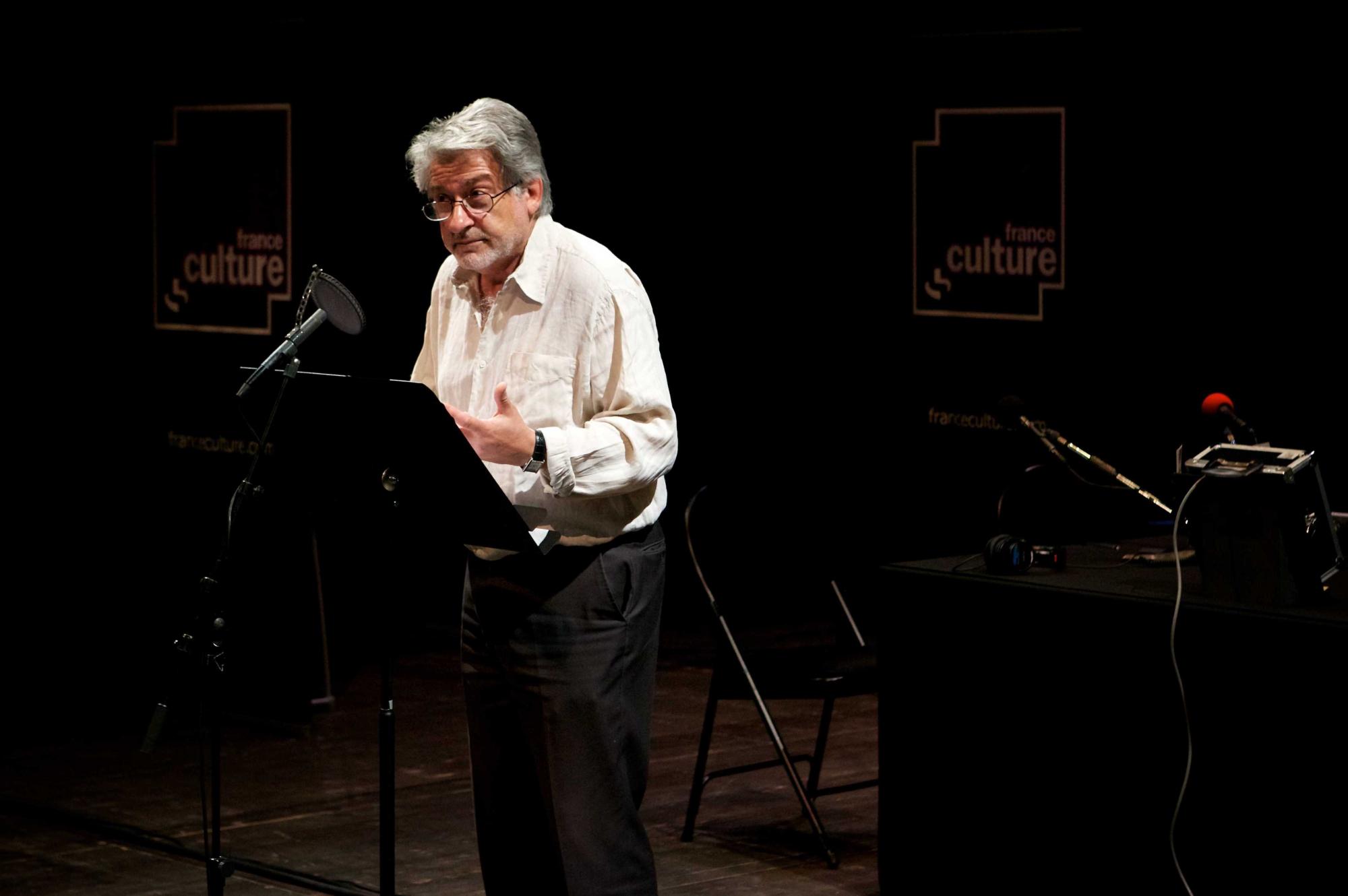 Décès du comédien et metteur en scène Didier Bezace