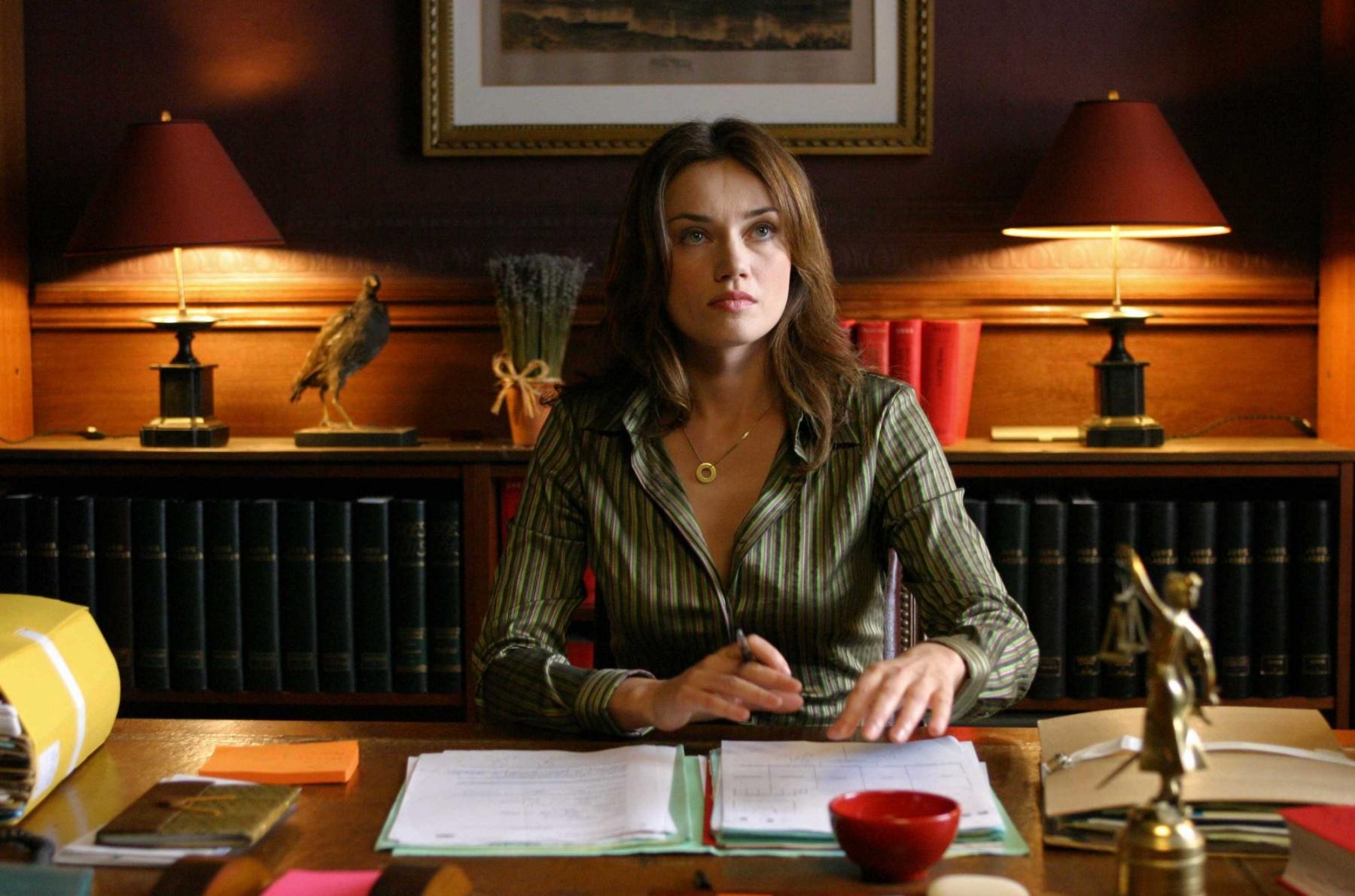 Arrêt de la série de TF1 après 18 saisons — Alice Nevers