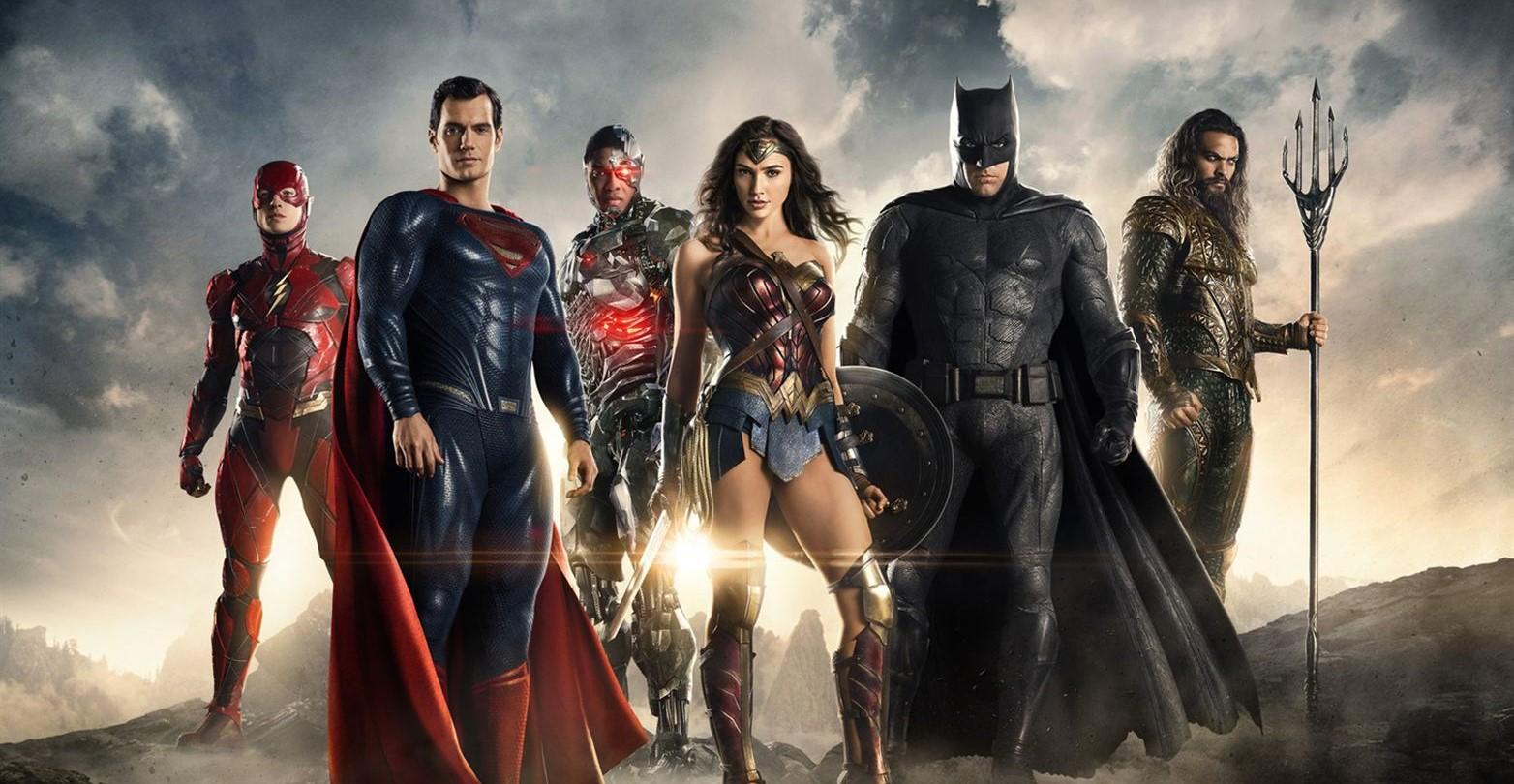 Dans Justice League, Superman aura (plus ou moins) la moustache